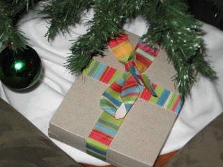 Frugal Gift Box Idea