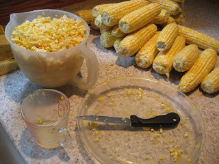 How to Make Freezer Corn On A Budget
