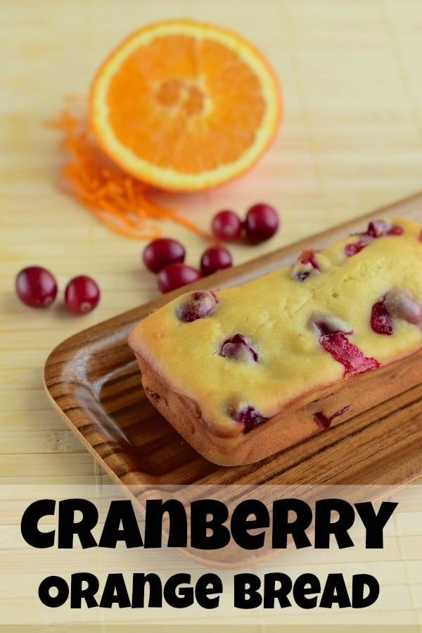 Check out this easy recipe for Cranberry Orange Bread. This orange cranberry bread is a great breakfast or dessert bread. Made with crasins or craberries.