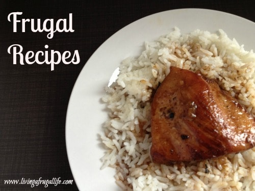 Frugal Meals And Recipes