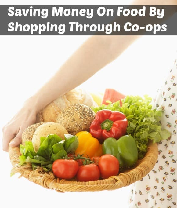 Saving Money On Food By Shopping Through Co-ops