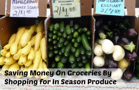 Saving Money On Groceries