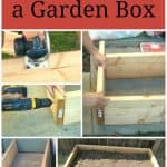 How to Build a Garden Box That is Perfect for Square Foot Gardens