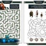 Brave Activity Sheets
