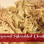 Easy and Quick Way to Shred Chicken in 30 Seconds