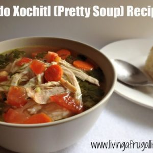 Caldo Xochitl Recipe
