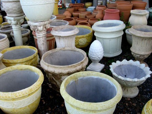 Types of Containers For Container Gardens
