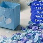 Money Saving Wedding