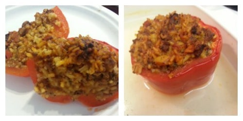 Easy Stuffed Peppers 3