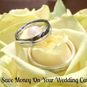 How to save money on your Wedding Ceremony
