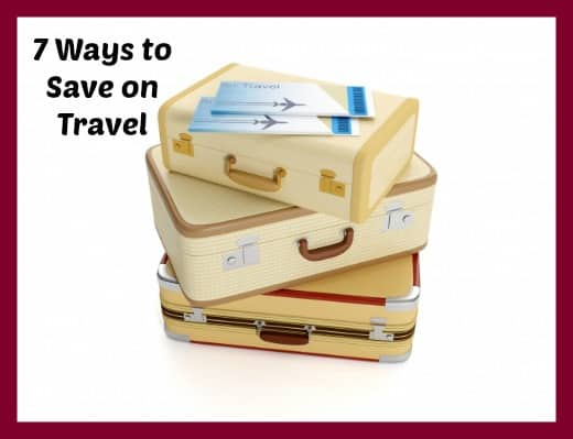 7 Easy Ways to Save on Travel