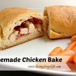Chicken Bake: A Simple Meal For Two