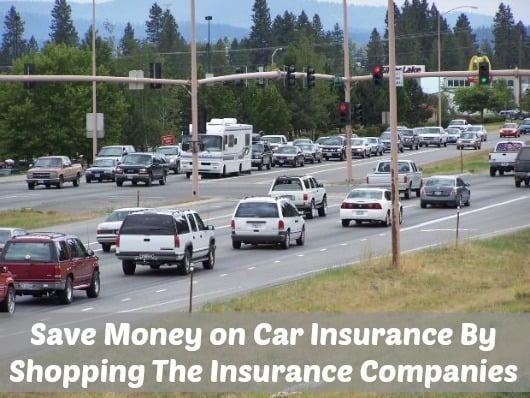 Save Money on Car Insurance By Shopping The Insurance Companies