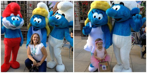 Smurfs The Legends of Smurfy Hollow Halloween Fun!