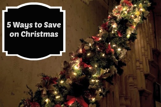 5 Easy Ways to Save On Christmas