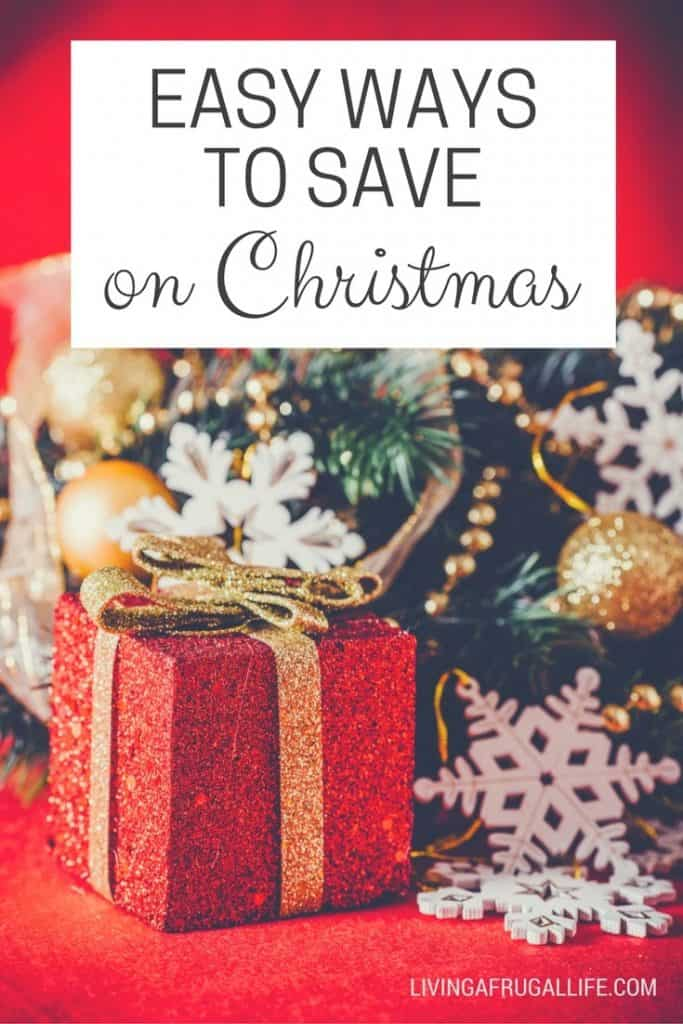 Use these 5 easy ways to save on Christmas this year and enjoy the holiday season even more. Tips include cheap, free and exchange type Christmas ideas for everyone on your list.