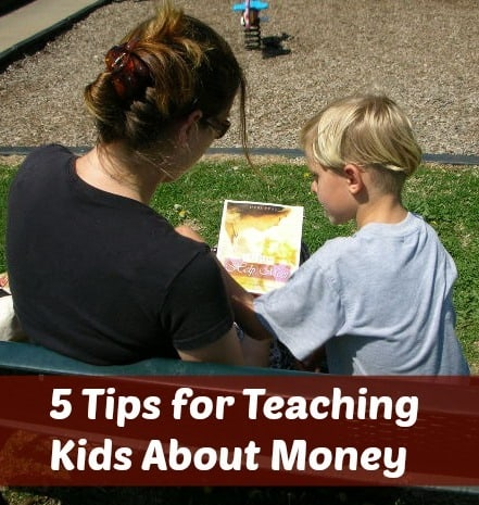 5 Tips for Teaching Kids About Money