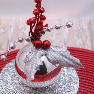Ornament Art Place Setting