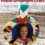Say Cheese: Photo Ornament Craft