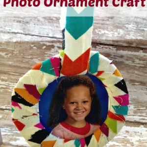 Photo Ornament Craft