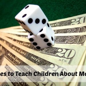 Games to teach kids about money
