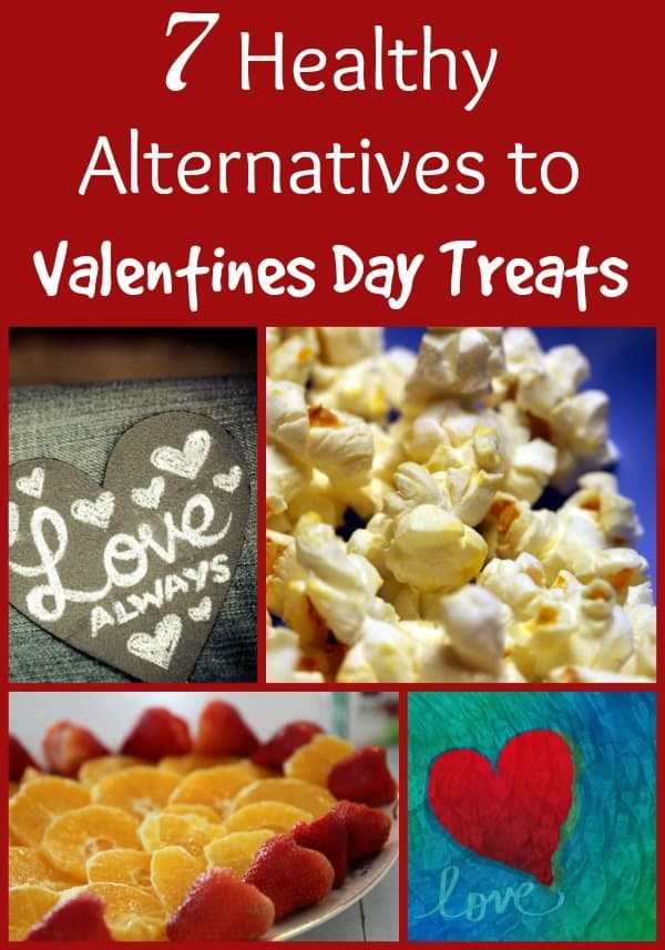 7 Healthy Alternatives to Valentines Day Treats