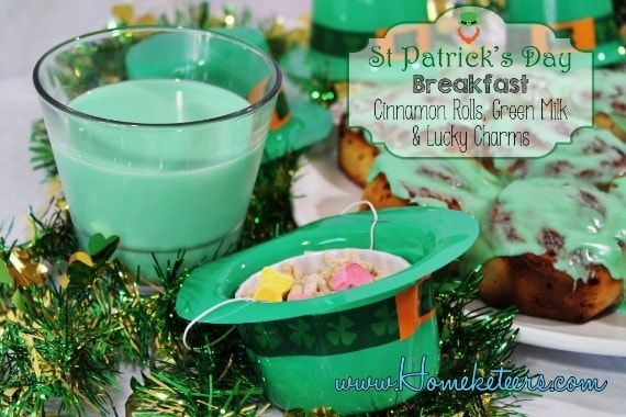 13 Green Food Ideas for St Patrick's Day