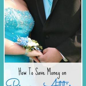 How To Save Money On Prom Attire
