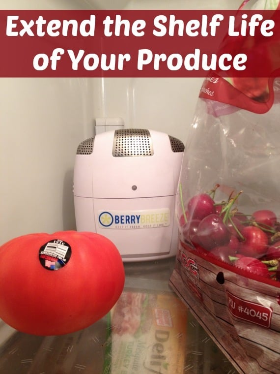 How to store fruits and vegetables so it extend the life of your produce