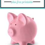 How to Pay Your Bills On Time + Free Printable