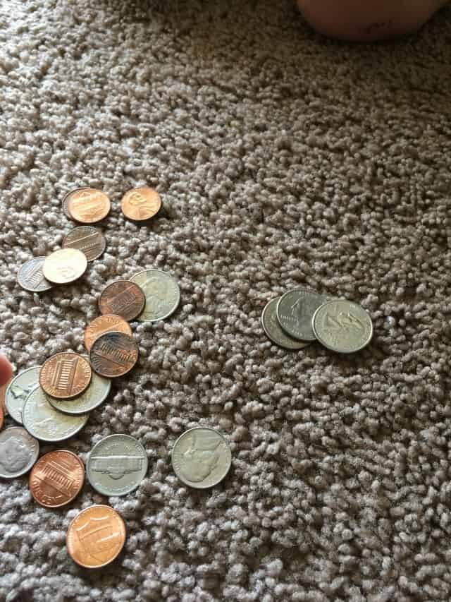 Counting Money #iamprotective #Ad