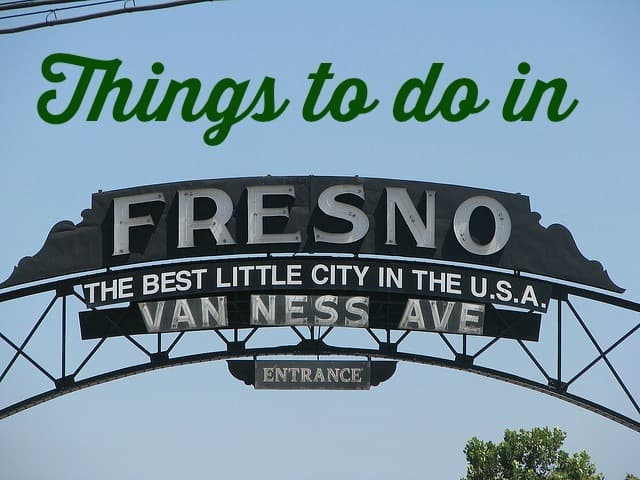 Check out this list of things to do in Fresno CA! There are ideas for families, individuals, outside and inside!