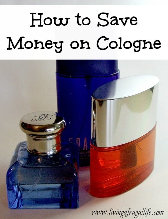 7 Ways to Save Money on Cologne