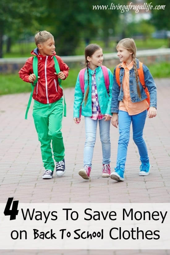 Use these tips for saving money on back to school clothes. These tips will help you to get what you want at the price you want.