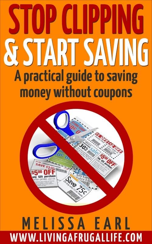 Makeover your Grocery Budget with Stop Clipping & Start Saving!
