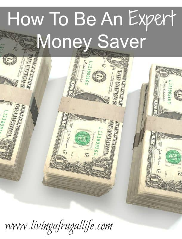 Expert money saver