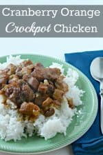 This is a fast and easy crockpot recipe. It takes about 15 minutes to put together and it cooks on it's own until dinner!