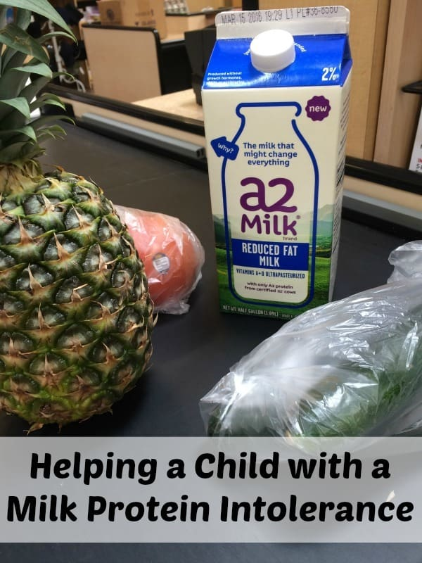 Check out these tips on how to help your child with a milk protein intolerance. here are many ways to help but the starting place should start with milk.