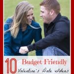 Are you looking for budget date ideas?  Check out these ideas that are great for anytime, but are especially great to use as a Valentine's day date!