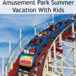 Tips For Surviving An Amusement Park Summer Vacation With Kids