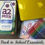 Back to School Essentials for the Busy Mom