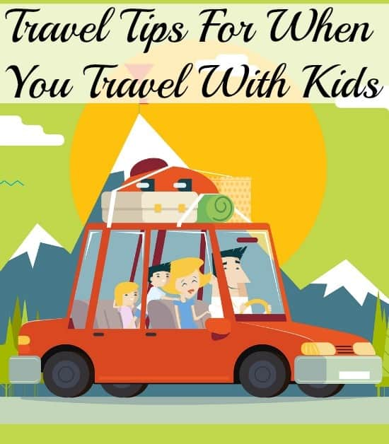 Are you planning to travel with kids? These travel tips will help you to fly with kids easier and get where you need to be with less stress.