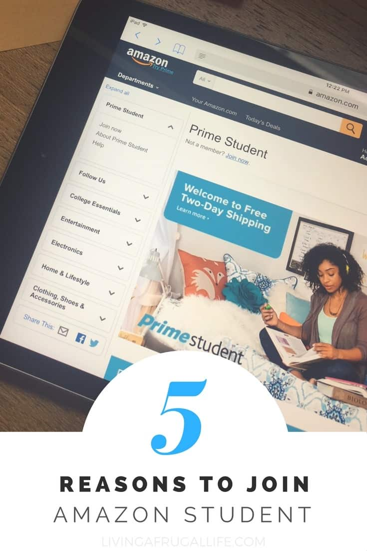 5 Reasons To Join Amazon Student