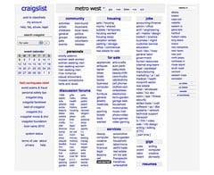 Save Money by Using Craigslist