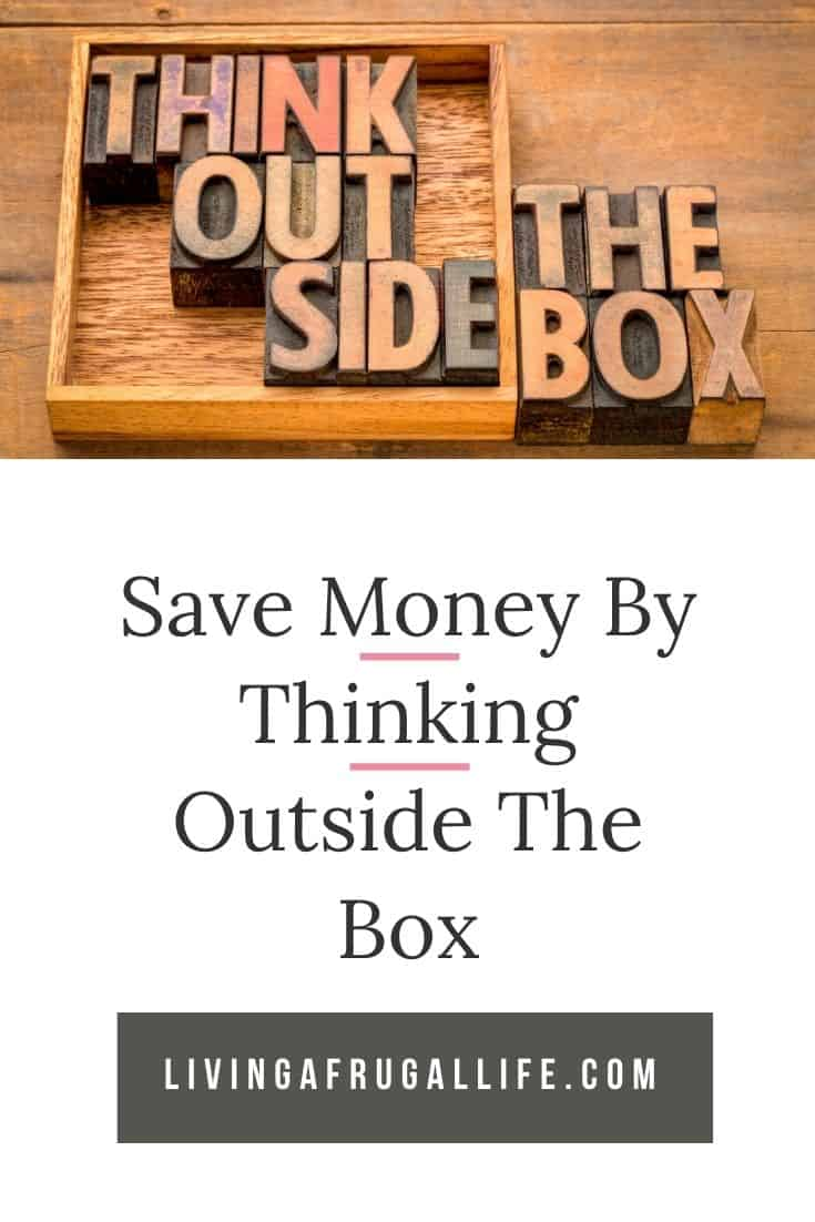 How We Do It: Think Outside The Box